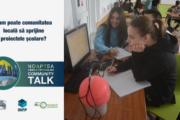 """Liceu Teoretic """"Carmen Sylva"""" Eforie Sud  în parteneriat cu UMC Constanța organizează """"Noaptea Cercetătorilor Europeni 2021"""